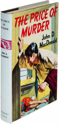 Books:Mystery & Detective Fiction, John D. MacDonald. The Price of Murder. London: [1958]. First English (and first hardcover) edition....