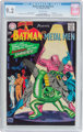 The Brave and the Bold #74 Batman and the Metal Men (DC, 1967) CGC NM- 9.2 Off-white pages