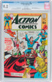 Action Comics #388 (DC, 1970) CGC NM- 9.2 White pages