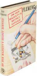 Books:Mystery & Detective Fiction, Ian Fleming. On Her Majesty's Secret Service. London:[1963]. First edition....