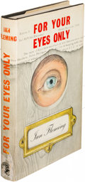 Books:Mystery & Detective Fiction, Ian Fleming. For Your Eyes Only. London: [1960]. Firstedition....