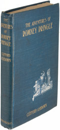 Books:Mystery & Detective Fiction, [R. Austin Freeman and John J. Pitcairn]. Clifford Ashdown. TheAdventures of Romney Pringle. London: Ward, Lock & C...