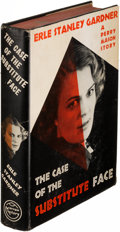 Books:Mystery & Detective Fiction, Erle Stanley Gardner. The Case of the Substitute Face. NewYork: 1938. First edition.. ...