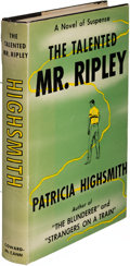 Books:Mystery & Detective Fiction, Patricia Highsmith. The Talented Mr. Ripley. New York: [1955]. First edition....