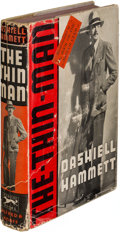 Books:Mystery & Detective Fiction, Dashiell Hammett. The Thin Man. New York: 1934. Firstedition....