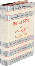 Books:Mystery & Detective Fiction, Richard Hull. The Murder of My Aunt. New York: [1935]. FirstU. S. edition....