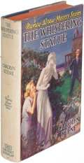 Books:Mystery & Detective Fiction, Carolyn Keene. [Nancy Drew]. The Whispering Statue. NewYork: [1937]. First edition, signed. ...