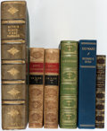 Books:Travels & Voyages, [Exploration]. Group of Five Titles. New York and elsewhere:1835-1935. Four first editions, one author's edition.... (Total: 6Items)