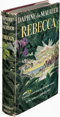 Books:Mystery & Detective Fiction, Daphne du Maurier. Rebecca. New York: 1938. First U. S. edition....