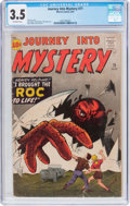 Silver Age (1956-1969):Horror, Journey Into Mystery #71 (Marvel, 1961) CGC VG- 3.5 Off-whitepages....