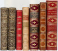 Books:Literature Pre-1900, [Literature]. Group of Seven Titles. London and Hartford: 1883-[1930]. Later editions.... (Total: 7 )