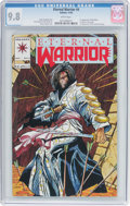 Modern Age (1980-Present):Superhero, Eternal Warrior #4 (Valiant, 1992) CGC NM/MT 9.8 White pages....