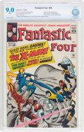 Silver Age (1956-1969):Superhero, Fantastic Four #28 (Marvel, 1964) CBCS VF/NM 9.0 White pages....