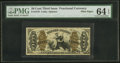 Fractional Currency:Third Issue, Fr. 1370 50¢ Third Issue Justice PMG Choice Uncirculated 64 EPQ.. ...