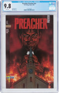Modern Age (1980-Present):Horror, Preacher Preview #nn (DC, 1994) CGC NM/MT 9.8 White pages....