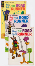 Bronze Age (1970-1979):Cartoon Character, Beep Beep, the Road Runner Group of 44 (Gold Key, 1967-81)Condition: Average FN/VF.... (Total: 44 Comic Books)
