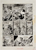 Original Comic Art:Panel Pages, Paul Neary Eerie #71 Page 19 Original Art (Warren Publishing, 1976)....