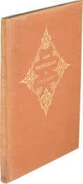 Books:Literature 1900-up, T. S. Eliot. Ash-Wednesday. London: Faber & Faber, Ltd.,1930. First trade edition, presentation copy, inscribed b...