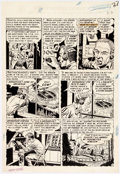 Original Comic Art:Panel Pages, Joe Orlando Weird Science #18 Story Page 3 Original Art (EC,1953)....