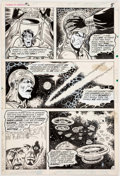 Original Comic Art:Panel Pages, Marie Severin and Herb Trimpe Chamber of Darkness #2 Story Page 4 Original Art (Marvel, 1969)....