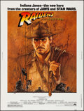 "Movie Posters:Adventure, Raiders of the Lost Ark (Paramount, 1981). Poster (30"" X 40"").Adventure.. ..."