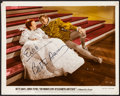 """Movie Posters:Miscellaneous, Bette Davis in The Private Lives of Elizabeth and Essex (Warner Brothers, 1939). Autographed Color Glos Photo (8"""" X 10""""). Mi..."""