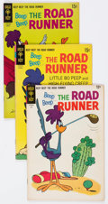 Bronze Age (1970-1979):Cartoon Character, Beep Beep, the Road Runner Group of 40 (Gold Key, 1968-1982)Condition: Average VG.... (Total: 40 Comic Books)