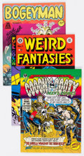 Bronze Age (1970-1979):Alternative/Underground, Underground Comix Group of 16 (Various Publishers, 1970s) Condition: Average FN+.... (Total: 16 Comic Books)