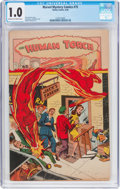 Golden Age (1938-1955):Superhero, Marvel Mystery Comics #75 (Timely, 1946) CGC FR 1.0 Cream to off-white pages....