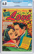 Golden Age (1938-1955):Romance, Popular Teen-Agers #13 (Star Publications, 1952) CGC FN 6.0Off-white to white pages....