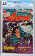 Golden Age (1938-1955):Romance, Popular Teen-Agers #15 (Star Publications, 1953) CGC FN+ 6.5 Whitepages....