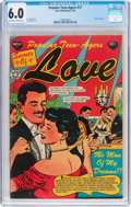 Golden Age (1938-1955):Romance, Popular Teen-Agers #17 (Star Publications, 1953) CGC FN 6.0 Off-white to white pages....