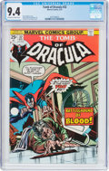 Bronze Age (1970-1979):Horror, Tomb of Dracula #32 (Marvel, 1975) CGC NM 9.4 Off-white to whitepages....