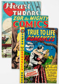 Golden Age (1938-1955):Miscellaneous, Golden Age Canadian Comics Group of (Various Publishers, 1950s).... (Total: 5 Comic Books)