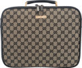 "Luxury Accessories:Bags, Gucci Beige Guccisima Monogram Canvas Briefcase Bag. Very GoodCondition. 13.5"" Width x 10.5"" Height x 5.5"" Depth. ..."