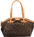 "Luxury Accessories:Bags, Louis Vuitton Classic Monogram Canvas Tivoli GM Bag. GoodCondition. 13"" Width x 11"" Height x 7.5"" Depth. ..."
