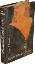 Books:Mystery & Detective Fiction, Ian Fleming. Diamonds are Forever. London: [1956]. Firstedition....