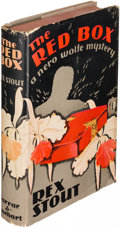 Books:Mystery & Detective Fiction, Rex Stout. The Red Box. New York: [1937]. First edition,second printing.. ...