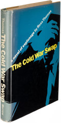 Books:Mystery & Detective Fiction, Ross Thomas. The Cold War Swap. New York: 1966. Firstedition, inscribed....