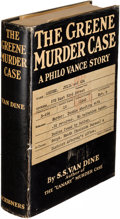 Books:Mystery & Detective Fiction, S. S. Van Dine. Group of Three Philo Vance Mysteries. New York:[1928-1930]. First editions.... (Total: 3 Items)