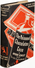 Books:Mystery & Detective Fiction, Anthony Berkeley. The Poisoned Chocolates Case. Garden City:1929. First edition....