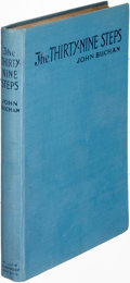 Books:Mystery & Detective Fiction, John Buchan. The Thirty-Nine Steps. Edinburgh: 1915. Firstedition....