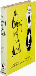 Books:Mystery & Detective Fiction, Pierre Boileau and Thomas Narcejac. The Living and the Dead.New York: 1957. First U. S. edition....