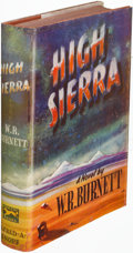 Books:Mystery & Detective Fiction, W. R. Burnett. High Sierra. New York: 1940. Firstedition....