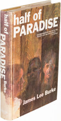 Books:Mystery & Detective Fiction, James Lee Burke. Half of Paradise. Boston: 1965. Firstedition, signed....