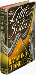 Books:Mystery & Detective Fiction, Raymond Chandler. The Little Sister. Boston: 1949. First U.S. edition....