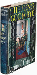 Books:Mystery & Detective Fiction, Raymond Chandler. The Long Good-Bye. London: [1953]. First edition....