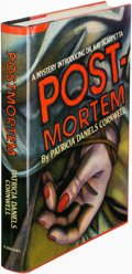 Books:Mystery & Detective Fiction, Patricia Cornwell. Postmortem. New York: [1990]. First edition,inscribed....