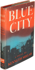 Books:Mystery & Detective Fiction, [Ross Macdonald]. Kenneth Millar. Blue City. New York: 1947.First edition....