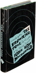 Books:Mystery & Detective Fiction, John Ross Macdonald. The Drowning Pool. New York: 1950.First edition....